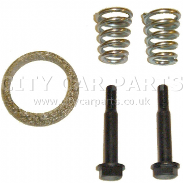 Bedford Rascal Petrol 1.0 Models 1986 to 1993 Front Down Pipe Exhaust  Fitting Kit